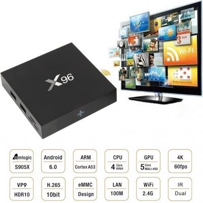 Mediabox De Luxe 2Gb 16Gb